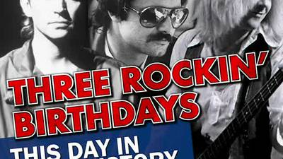 This Day In Rock History: December 31st