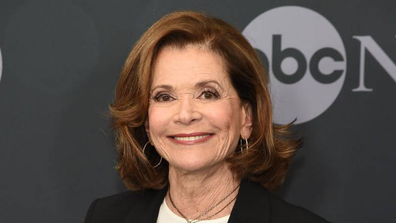 Jessica Walter attends the ABC Walt Disney Television Upfront on May 14, 2019 in New York City. (Photo by Jamie McCarthy/Getty Images)