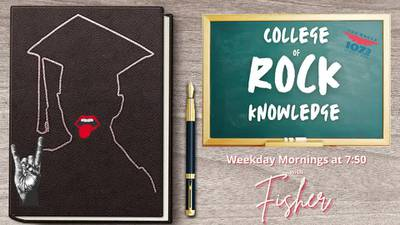 College of rock knowledge