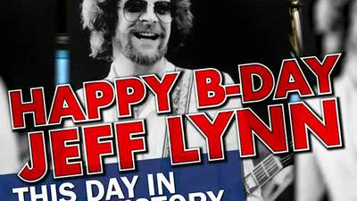 This Day In Rock History: December 30th