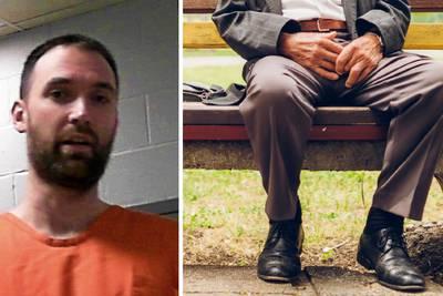 West Virginia police: Man recorded himself killing grandpa, sent video to family members