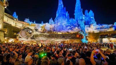 Star Wars Galaxy's Edge at Walt Disney Orlando Resort
