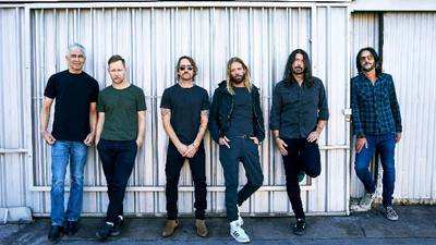Foo Fighters announce post-VMAs Brooklyn concert